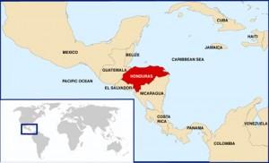 map-honduras-central-america