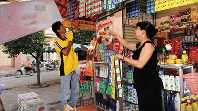 Unilever Small Retailer