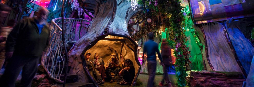 Meow Wolf year two in Santa Fe NM